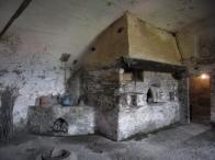 l'interno del castello