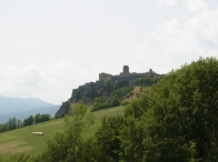castello visto da valle