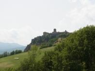 castello visto da valle