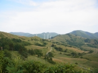 parco eolico di Albareto