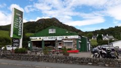 Siabad Cafè - Snowdonia