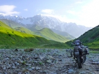 Somwhere in northern Svaneti