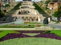 The Cascade - Yerevan