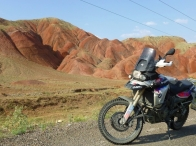 On the road to Erzurum