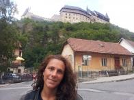 il bel castello di Karlstejn