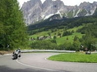 pieghe estreme in Val Badia
