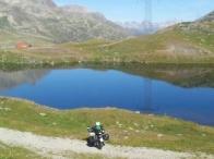 la pace del Passo Bernina