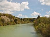 il fiume Lech