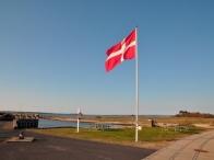 arrivo al minuscolo porto di Bojden