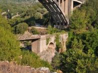 il ponte di Karitena