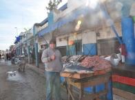 pesce in vendita ad Asilah