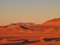 tramonto a Oum Jerane