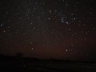 stelle fino all'orizzonte