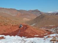 fermati dalla neve in Marocco... chi lo avrebbe mai detto?!