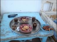 Cafè Jilili, thè e spuntino