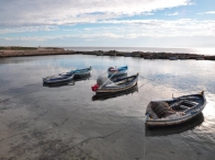 il porticciolo di pescatori, Mahdia