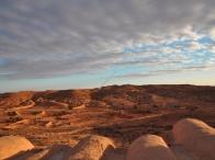 panorama da Ksar Ouled Soltane