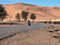 strada verso Chenini