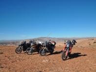 un bel passaggio, non lontano da Sbiba