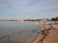 la spiaggia di Hammamet
