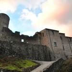 l'affascinante castello di Castevoli