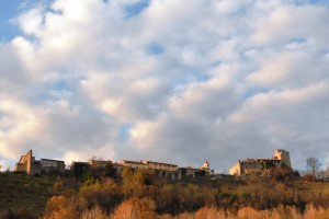 Il castello di Lusuolo
